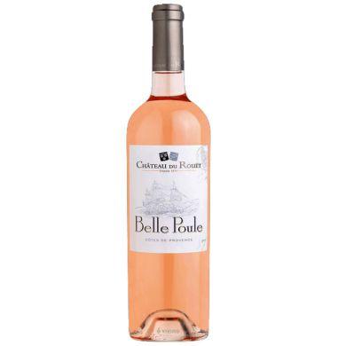 Château du Rouët Belle Poule Côtes de Provence 2020