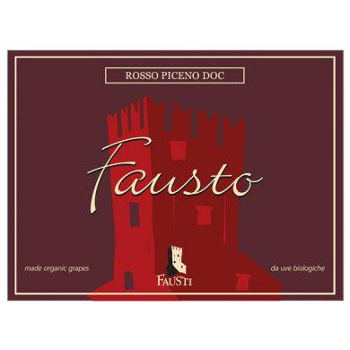Cantina Fausti Rosso Piceno DOC 2016