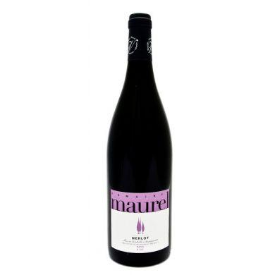 Rode wijn Domaine Maurel Merlot 2018