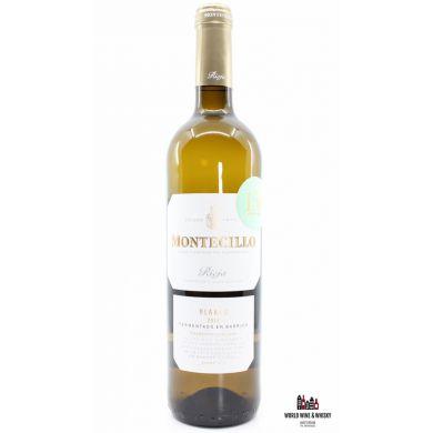 Montecillo Blanco Barrel Fermented Rioja 2019