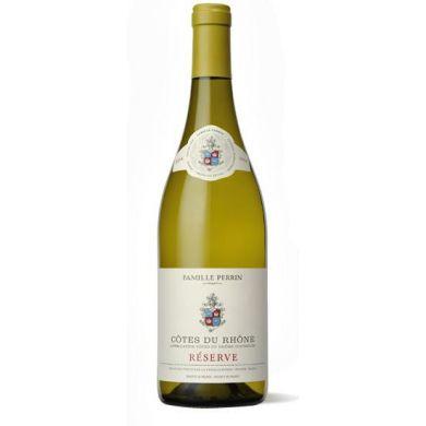 Witte wijn Perrin Réserve CdR blanc