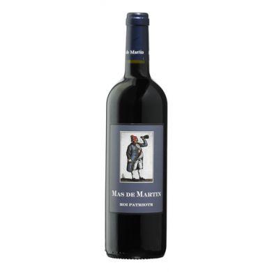 Rode wijn Mas de Martin Roi Patriote 2016