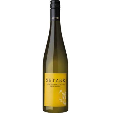 Setzer Ausstich Grüner Veltliner Weinviertel 2019