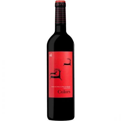 Rode wijn Cervoles Colors Negre