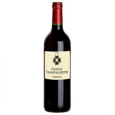 Rode wijn Château Chantalouette, Pomerol