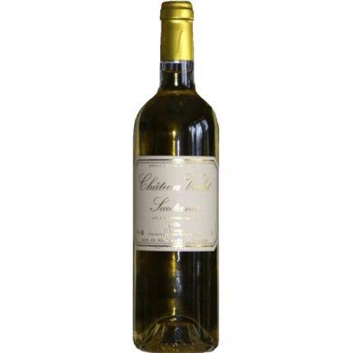 Dessert wijn Château Haut Mayne Sauternes