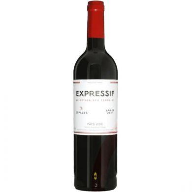 Rode wijn Expressif 4 Cépages