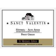 Witte wijn Sankt Valentin Pinot Grigio