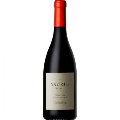 Rode wijn Saurus Select Pinot Noir