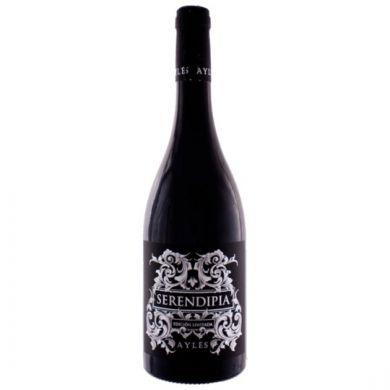 Rode wijn Bodega Ayles Serendipia
