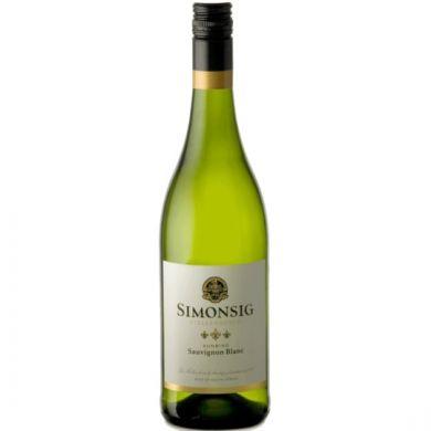 Witte wijn Simonsig Sunbird Sauvignon Blanc