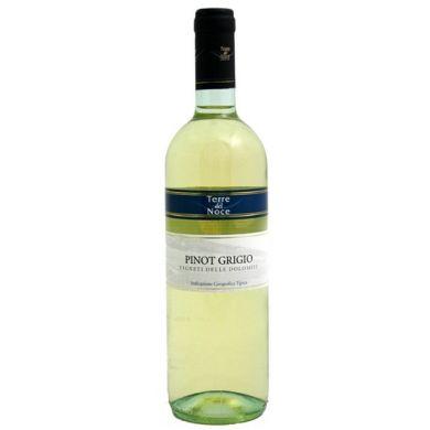 Witte wijn Terre del Noce Pinot Grigio 2019