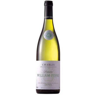 Witte wijn William Fèvre Chablis 2015